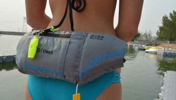 Safety first, in and on the water