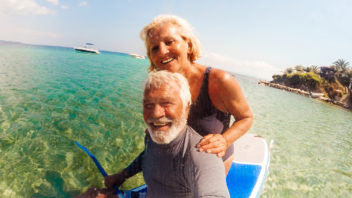 SUP 55+ Day Trips